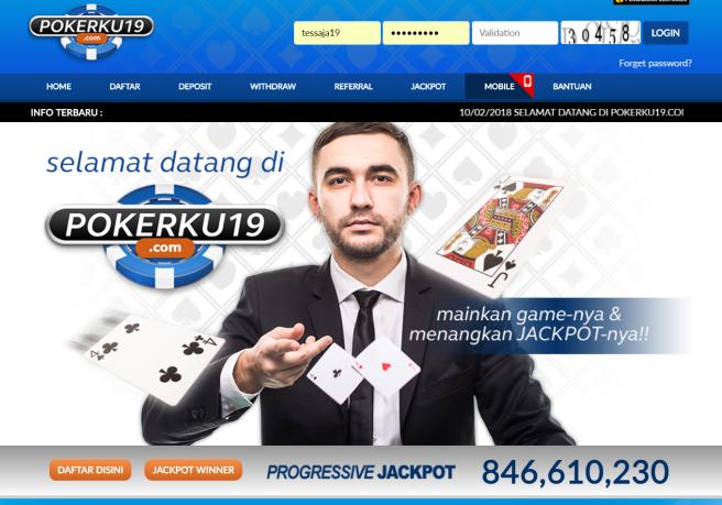 Daftar Poker Online Indonesia Situs Agen Judi Bola Online Terpercaya